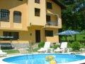 Семеен хотел Балкански рай, село Дрента